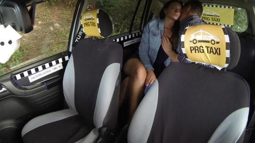 Pussy shower   Czech Taxi 11