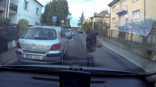 First squirt ever | Czech Taxi 20