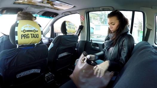 The most beautiful Czech squirt | Czech Taxi 32