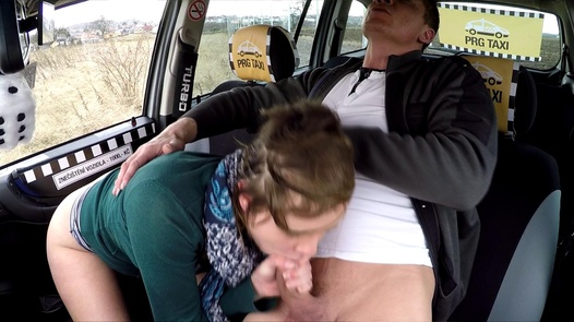 Mega squirt and anal orgasm | Czech Taxi 33