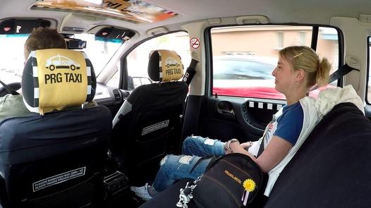 Cheating bitch   Czech Taxi 38