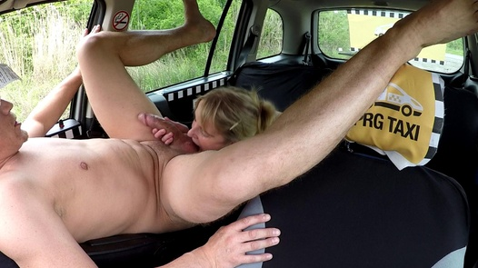 Cheating bitch | Czech Taxi 38