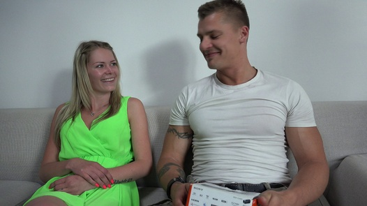 CZECH WIFE SWAP 1/1 (Fidelity test)   Czech Wife Swap 1 part 1