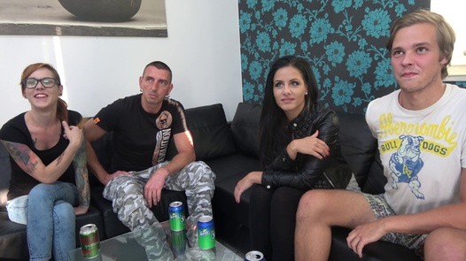 CZECH WIFE SWAP 5 - PART 1