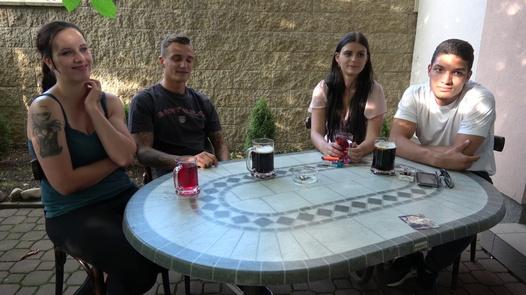 CZECH WIFE SWAP 9/4 (Group sex?) | Czech Wife Swap 9 part 4
