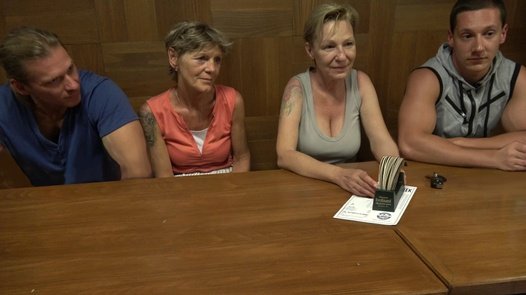 CZECH WIFE SWAP 10 - PART 1
