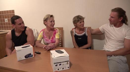 CZECH WIFE SWAP 10/3 (Sex and beer) | Czech Wife Swap 10 part 3