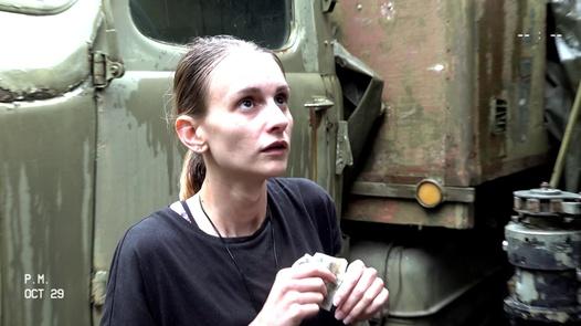Sexy Hündin in Seilen | Dirty Sarah 3 Teil 2