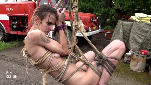 The Dirty Fucking Crane Operator | Dirty Sarah 3 part 3
