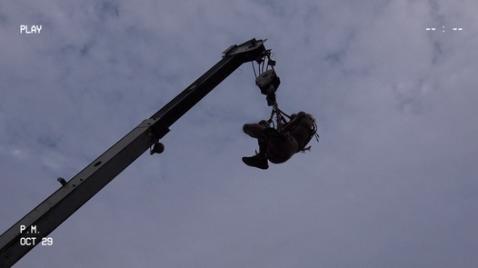 Hell on the Crane   Dirty Sarah 3 part 4
