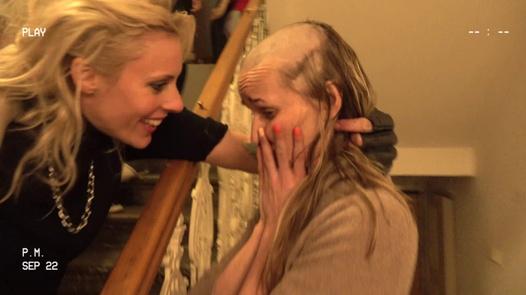 Filthy Hair Salon | Dirty Sarah 4 part 3