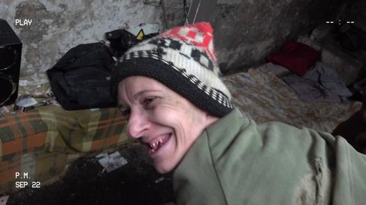 Pissing homeless orgy | Dirty Sarah 5 part 3