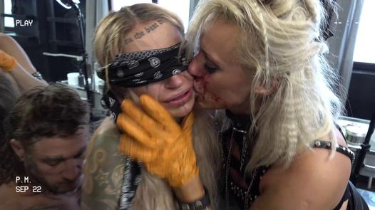 Inky Kinky Holes | Dirty Sarah 7 part 2