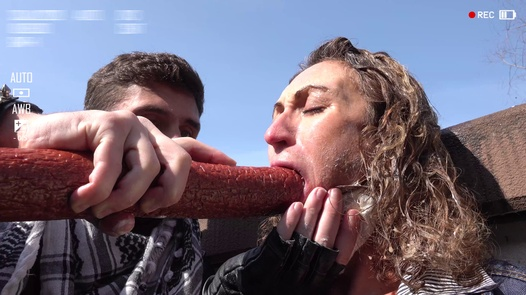 Fucked with Salami | Extreme Streets 3 part 2