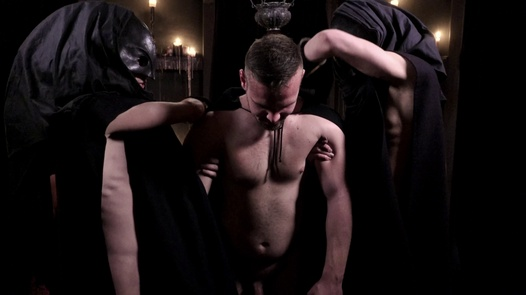 Black mass (Gay Edition) | Gay Horror Porn 1