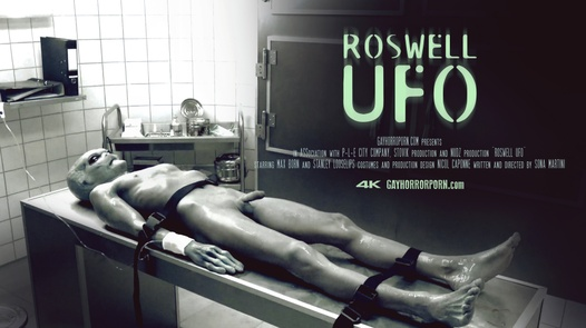 UFO from Roswell (Gay Edition)