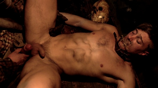 Butcher (Gay Edition) | Gay Horror Porn 3