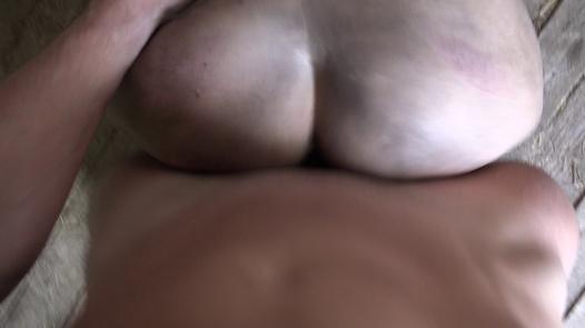 Horké nahé dospívající dívka