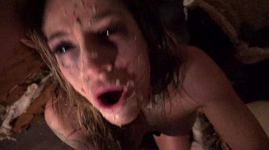 Against the clock   Horror Porn 15