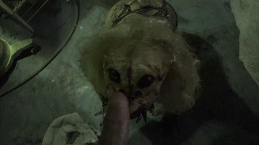 Female spider | Horror Porn 17