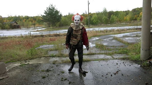 IT is a clown | Horror Porn 19
