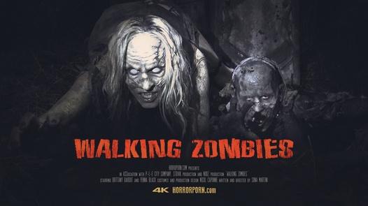 Chodící zombie