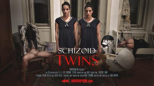 Schizoid twins