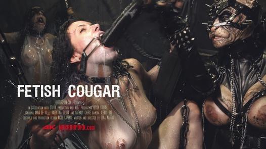 Fetish Cougar