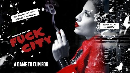 Fuck City - Eine Frau zum abspritzen
