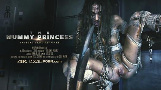 Princezna mumie