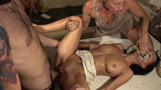 Family anal fest | Perverse Family 1 part 10