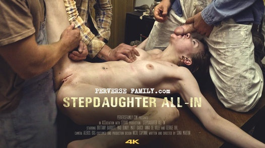 Stepdaughter ALL- IN