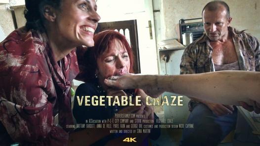 Vegetable craze