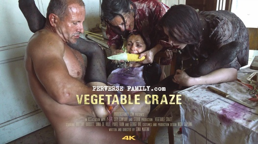 Gemüseverrücktheit