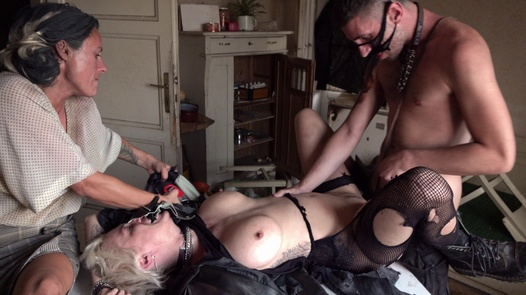 Busty bondage | Perverse Family 1 part 8