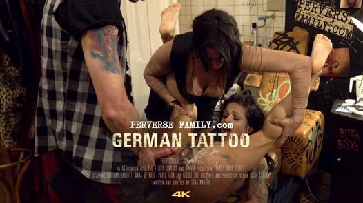 German Tattoo