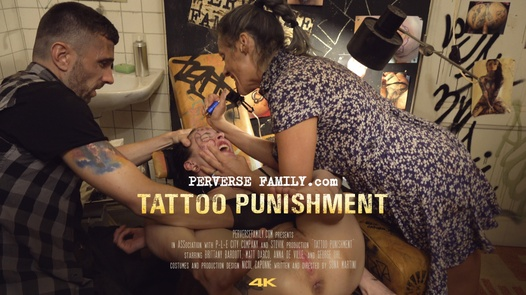 Tattoo Punishment