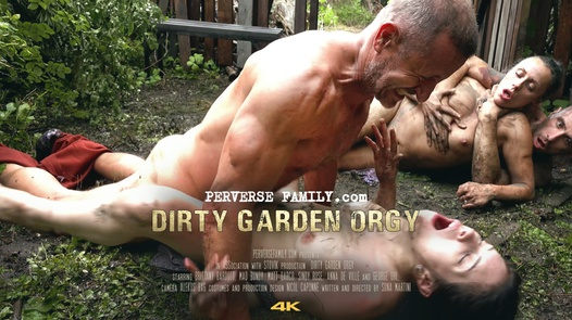 Dirty Family Orgy