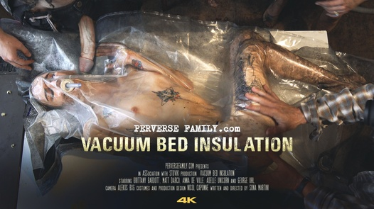 Vacuum Bed Insulation