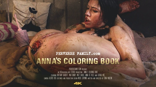 Anna's Coloring Book
