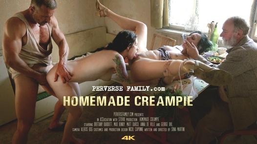 Family Creampie