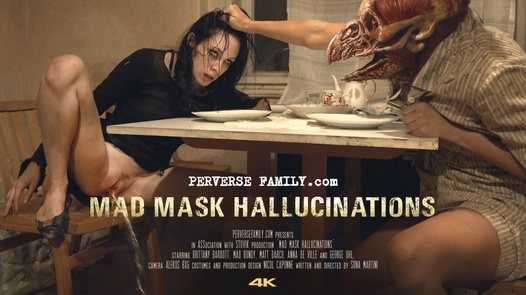 Mad Mask Hallucination