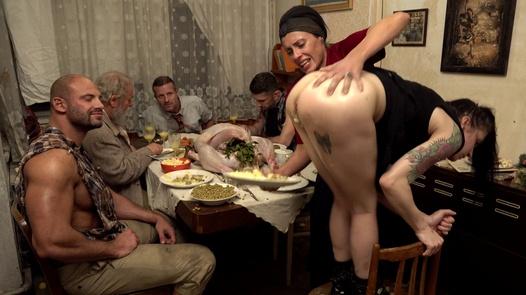 Christmas Eve orgy   Perverse Family 2 part 5