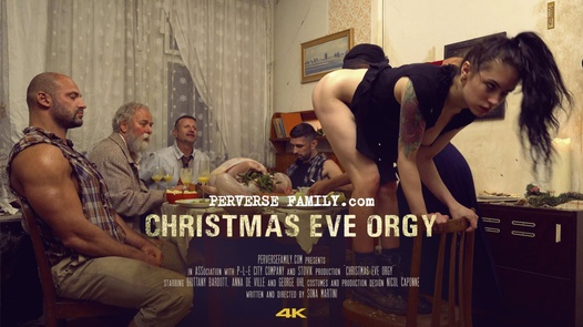Christmas Eve orgy