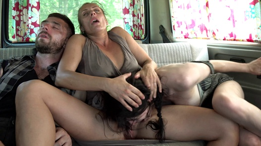 Russian Hitchhikers | Perverse Family 2 part 7