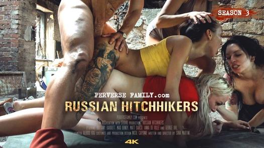Ruský stopařky