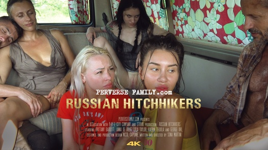 Russian Hitchhikers