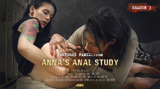 Anna's Anal Study
