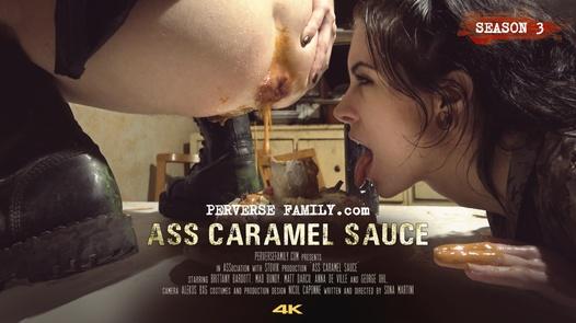Ass Caramel Sauce