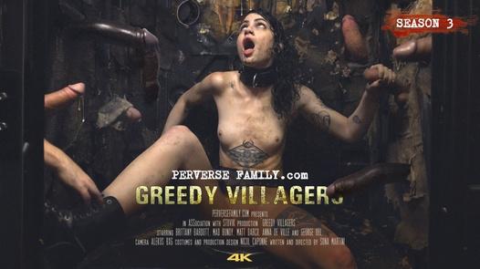 Greedy Villagers